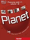 Planet 1. Arbeitsbuch Pracovný zoSit 1/1 Lekcie 1-8