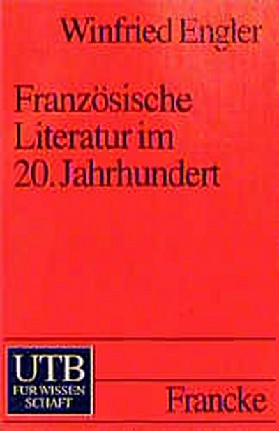 franzosische-literatur-im-20-jahrhundert-, 2.51 EUR @ regalfrei-de