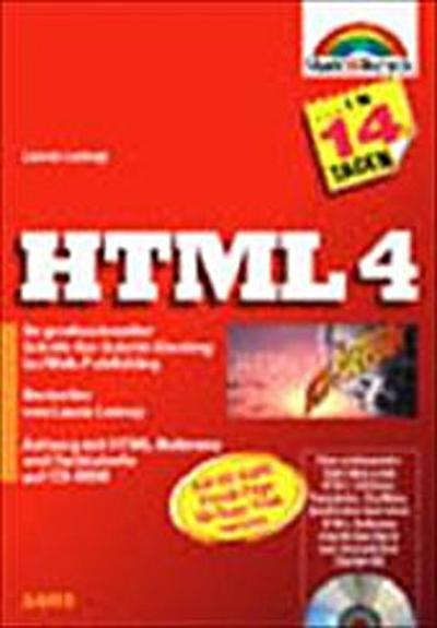 html-4-in-14-tagen-ihr-professioneller-schritt-fur-schritt-einstieg-ins-web-publishing-inkl-cd-ro