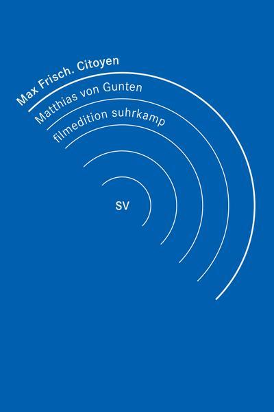Max Frisch, Citoyen, DVD