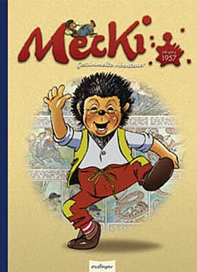 Mecki - Gesammelte Abenteuer - Jahrgang 1957