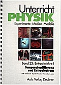Unterricht Physik Entropielehre I, m. CD-ROM
