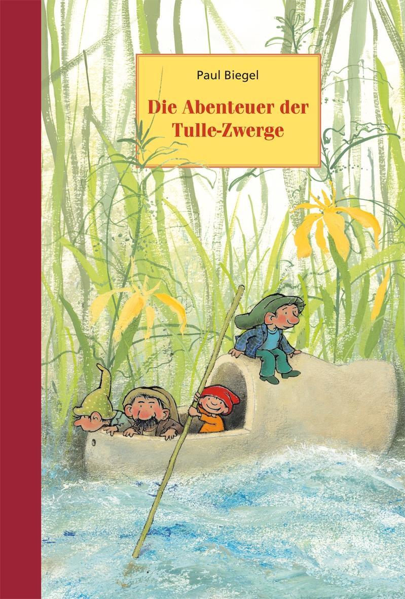 NEU Die Abenteuer der Tulle-Zwerge Paul Biegel 178024