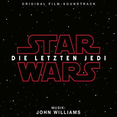 Star Wars: Die letzten Jedi (Deluxe Edition) - Walt Disney Records (Universal Music) - Audio CD, Deutsch, John Williams, ,