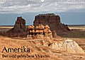 9783665915339 - Claudia Lampert: Amerika - Der wild gebliebene Westen (Wandkalender 2018 DIN A3 quer) - Landschaftsaufnahmen aus dem Herzen des Cowboy-Lands (Monatskalender, 14 Seiten ) - Livre