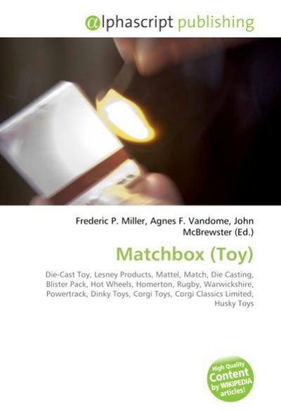 Matchbox (Toy)