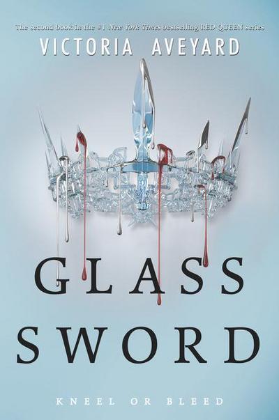 Glass Sword (Red Queen, Band 2) - Harperteen - Taschenbuch, Englisch, Victoria Aveyard, ,