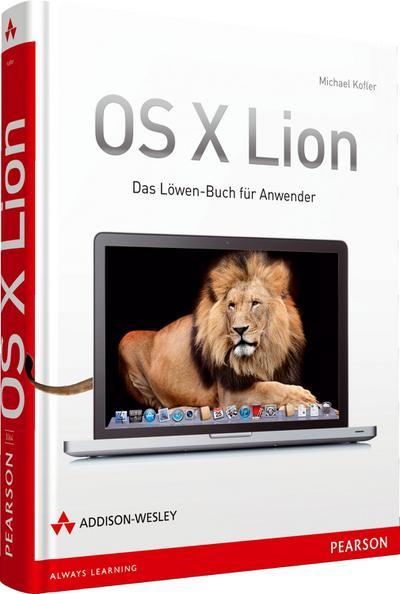 os-x-lion-das-lowen-buch-fur-anwender-apple-software-
