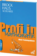 Brockhaus Scolaris Profi in - Mein Trainingsblock: Mathematik 3. Klasse