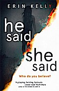He Said / She Said