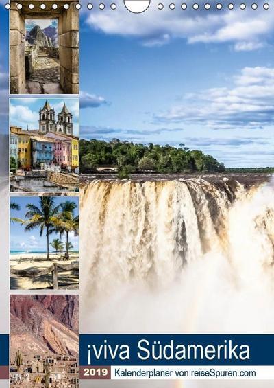-viva-sudamerika-wandkalender-2019-din-a4-hoch-ein-praktischer-kalenderplaner-mit-12-schonen-moti
