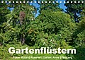 9783665915247 - Roland Rossner: Gartenflüstern (Tischkalender 2018 DIN A5 quer) - Ein stimmungsvoller farbenfroher Kalender für Gartenfreunde (Monatskalender, 14 Seiten ) - کتاب