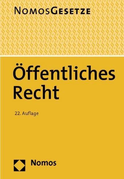 offentliches-recht-nomos-gesetze-rechtsstand-15-august-2013