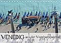 9783665894153 - Barbara Stanzl und Brett Fitzpatrick: Venedig aus der Vogelperspektive (Tischkalender 2018 DIN A5 quer) - Venedig einmal ganz anders: aus der Vogelperspektive fotografiert (Monatskalender, 14 Seiten ) - Book