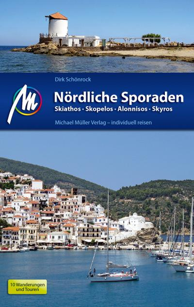 Nördliche Sporaden: Skiathos - Skopelos - Skyros - Alonnisos