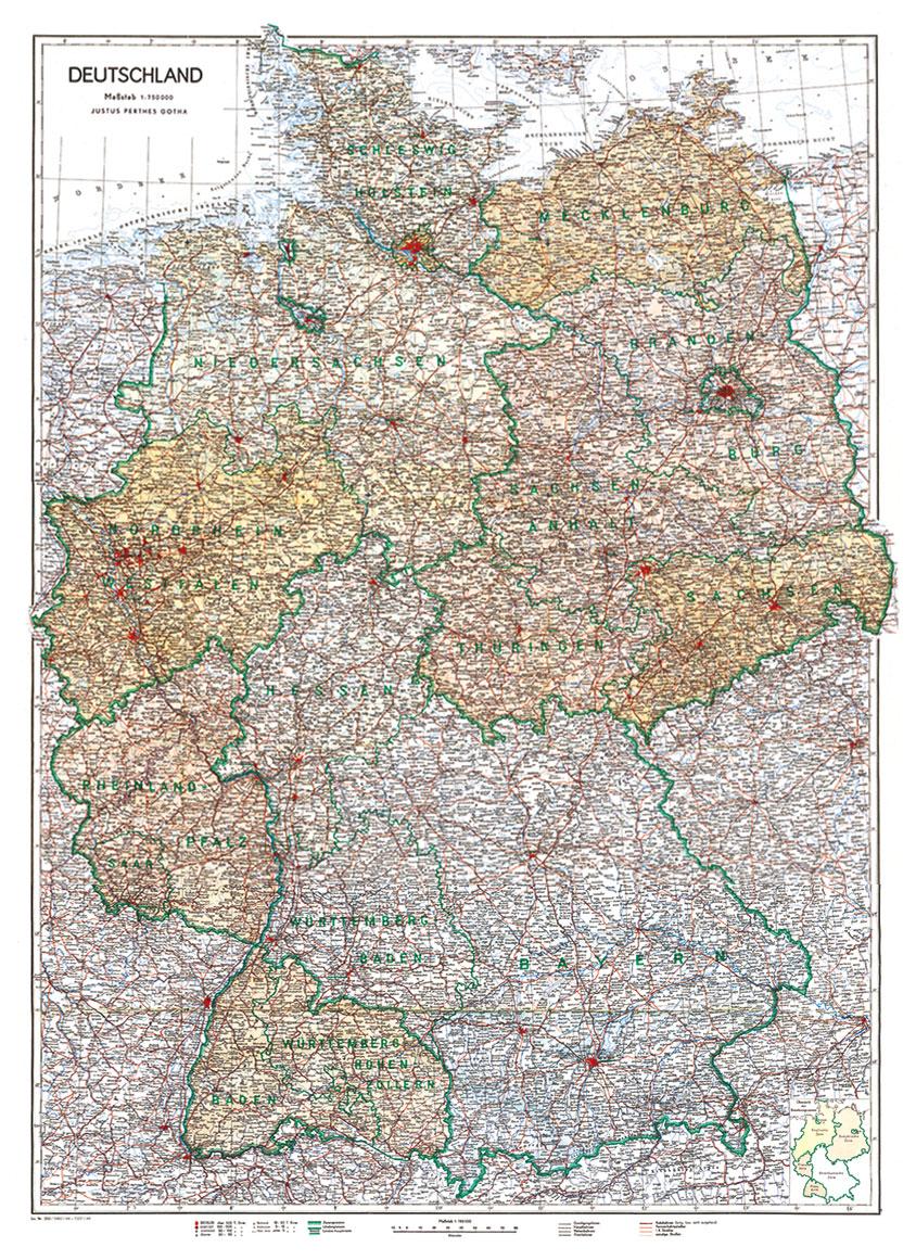 Karte-von-DEUTSCHLAND-1949-Besatzungszonenkarte