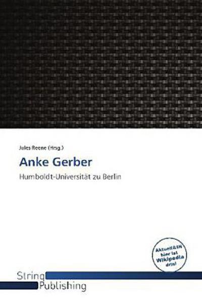 ANKE GERBER