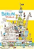 Malbuch für Erwachsene: Berlin (Kinder und Er ...