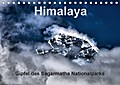 9783665894191 - Wolfgang-A. Langenkamp: Himalaya - Gipfel des Sagarmatha Nationalparks (Tischkalender 2018 DIN A5 quer) - Berge des Sagarmatha Nationalparks, Nepal - Himalaya (Monatskalender, 14 Seiten ) - Book
