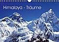 9783665915452 - Andreas Prammer: Himalaya - Träume (Wandkalender 2018 DIN A4 quer) - Die höchsten Gipfel der Erde erleben Sie auf beeindruckende Art und Weise im wunderschönen Nepal. (Monatskalender, 14 Seiten ) - Книга