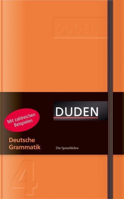 Duden Deutsche Grammatik