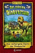 Das geheime Dinoversum, Das verborgene Reich  ...