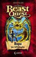 Beast Quest - Rapu, der Giftkämpfer: Band 25