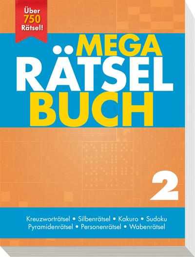 mega-ratselbuch-2, 6.43 EUR @ rheinberg