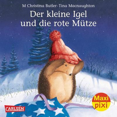 maxi-pixi-139-der-kleine-igel-und-die-rote-mutze