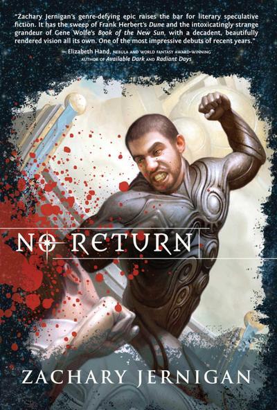 No Return - Night Shade Books - Gebundene Ausgabe, Englisch, Zachary Jernigan, ,