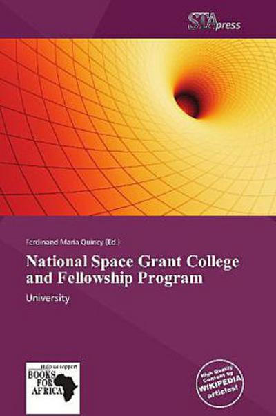 NATL SPACE GRANT COL & FELLOWS
