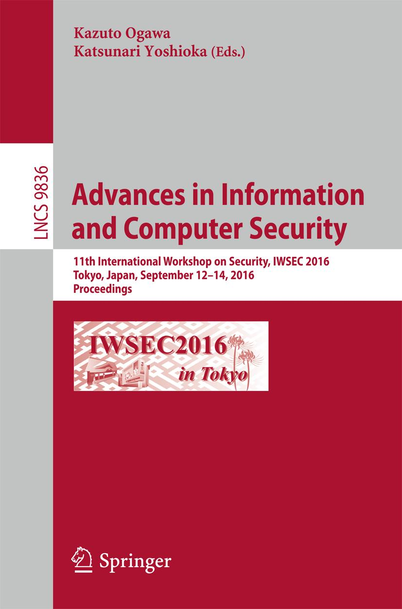 Advances-in-Information-and-Computer-Security-Kazuto-Ogawa