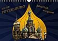 9783665915377 - Hermann Koch: St. Petersburg - Alles Gold was glänzt (Wandkalender 2018 DIN A4 quer) - Prunk und Pracht der Zaren in St. Petersburg (Monatskalender, 14 Seiten ) - كتاب