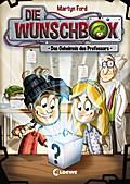 Die Wunschbox – Das Geheimnis des Professors; ...