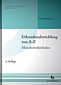 Urkundenabwicklung von A-Z