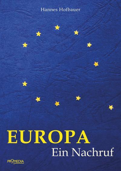 Europa: Ein Nachruf