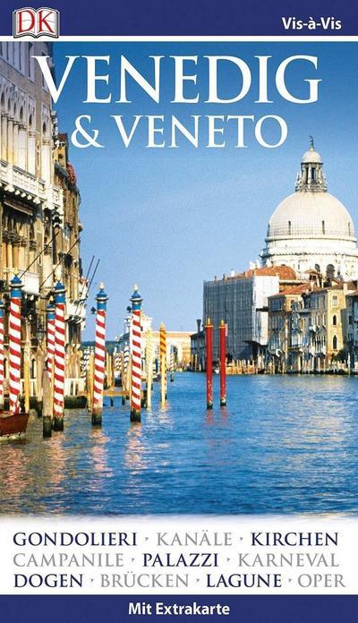 Vis-á-Vis Reiseführer Venedig & Veneto: mit Extrakarte und Mini-Kochbuch zum Herausnehmen