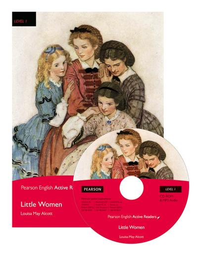 little-women-level-1-pearson-english-active-readers