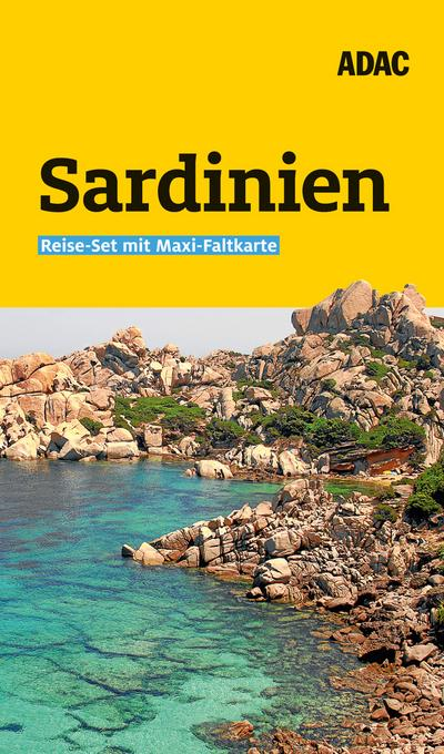 ADAC Reiseführer plus Sardinien
