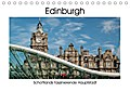 9783669307086 - Christian Hallweger: Edinburgh - Schottlands faszinierende Hauptstadt (Tischkalender 2018 DIN A5 quer) Dieser erfolgreiche Kalender wurde dieses Jahr mit gleichen Bildern und aktualisiertem Kalendarium wiederveröffentlicht. - Der Kalender zeigt Ansichten von Edinburgh, einer - كتاب