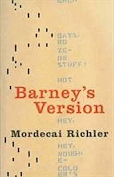 barney-s-version-a-novel