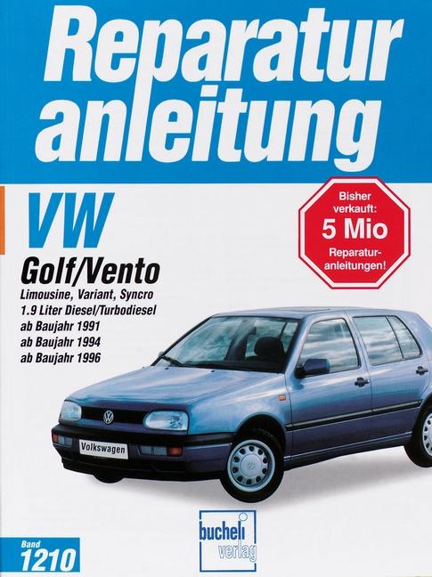 Volkswagen-Golf-und-Vento-ab-Baujahr-1991