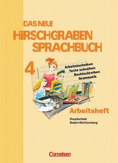 das-neue-hirschgraben-sprachbuch-werkrealschule-baden-wurttemberg-band-4-arbeitsheft-mit-losung