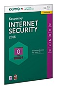 Kaspersky Internet Security 2016 3 Lizenzen Upgrade (FFP). Für Windows Vista/7/8/8.1/10