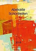 9783665915827 - Andreas Wemmje: Abstrakte Schönheiten (Wandkalender 2018 DIN A4 hoch) - Eine Kurzreise durch abstrakte Welten des Atelier Wemmje (Monatskalender, 14 Seiten ) - كتاب