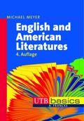 English and American Literatures
