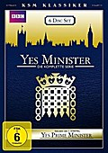 Yes Minister / Yes, Prime Minister, 6 DVDs