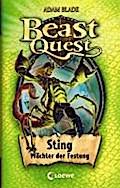 Beast Quest - Sting, Wächter der Festung: Ban ...