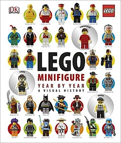 LEGO (R) Minifigure Year by Year A Visual History