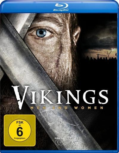 Vikings - Men and Women! [Blu-ray] - Alive - Vertrieb Und Marketing, DVD - Blu-ray, Deutsch, Esther Schweins, ,
